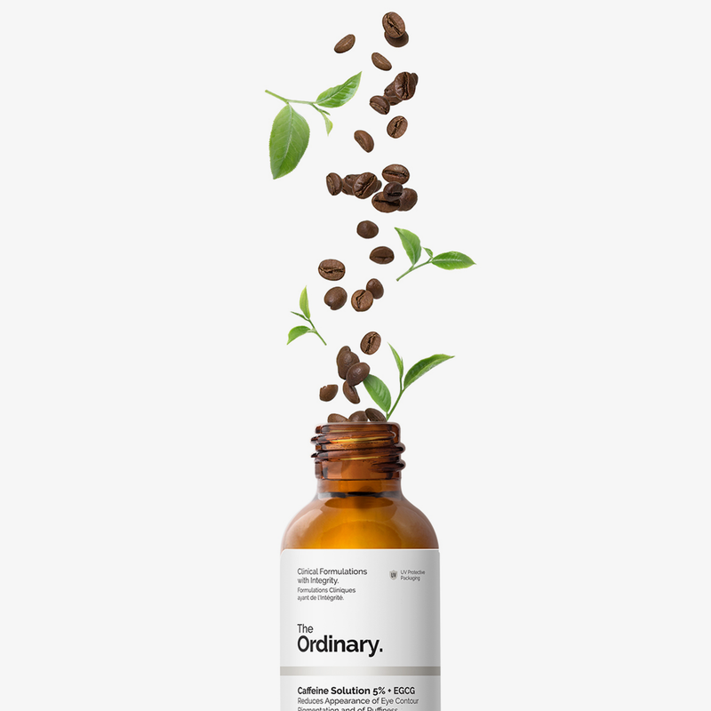 The Ordinary - Caffeine Solution 5% + EGCG 30ml skin care