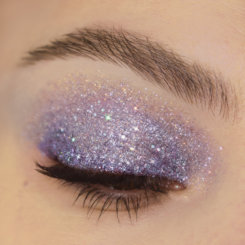 Nabla Cosmetics | Miami Lights Glitter Palette Firmament