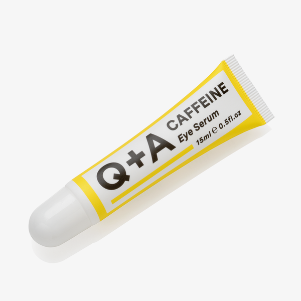 Q + A Skin | Caffeine Eye Serum 15ml
