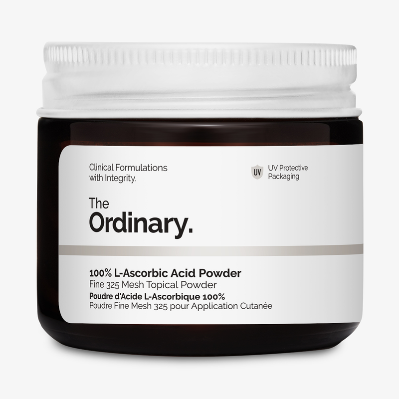 The Ordinary - 100% L-Ascorbic Acid Powder 20g Hautpflege