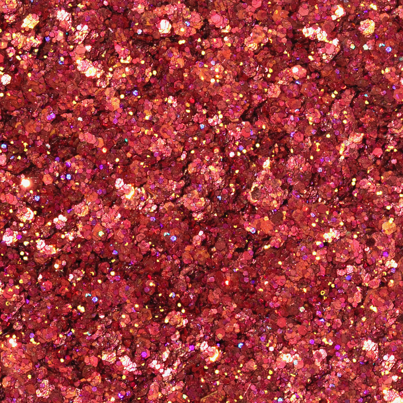 Nabla Cosmetics | Ruby Lights Glitter Palette