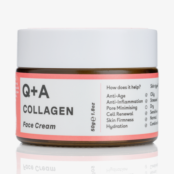 Q + A Skin | Collagen Face Cream 50g
