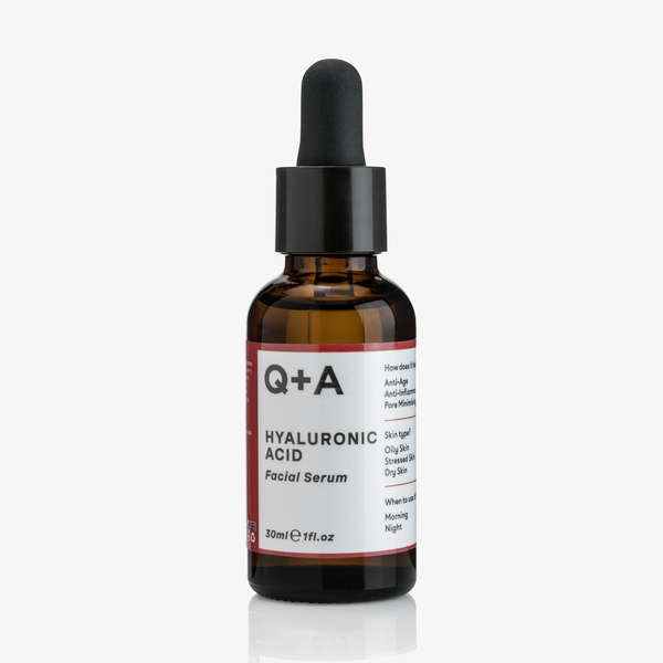 Q + A Skin | Hyaluronic Acid Facial Serum 30ml