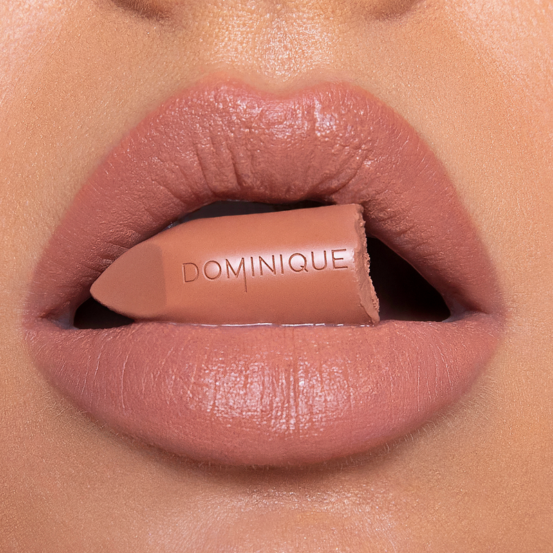 Dominique Cosmetics | Soft Focus Demi-Matte Lipstick Sweet Nectar