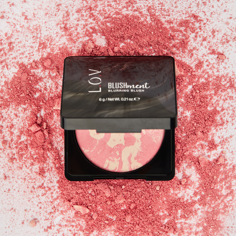 L.O.V Cosmetics | L.O.V BLUSHMENT Blurring Blush 060