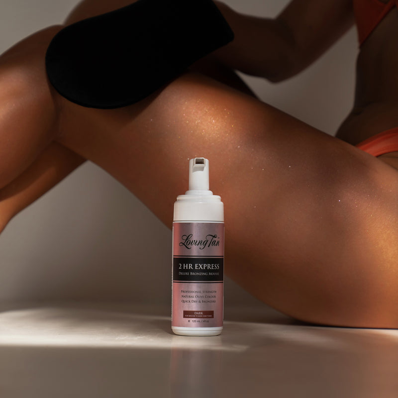 Loving Tan | 2 HR Express Self Tanning Mousse 120ml Dark