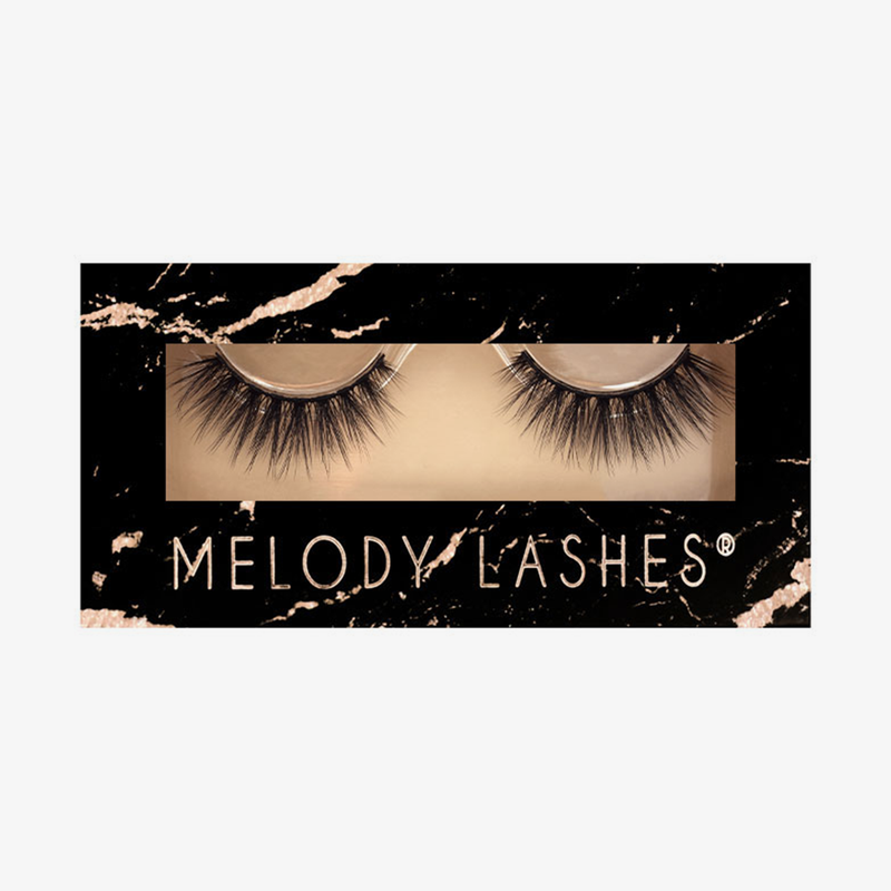 Melody Lashes | Synthy Collection Lashes BouJee
