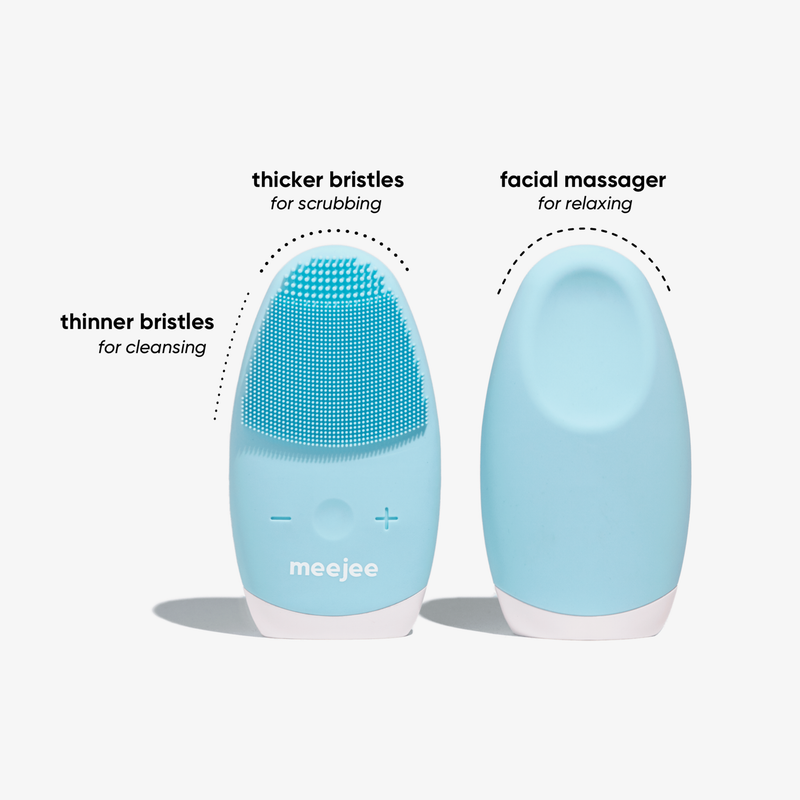 Meejee | Meejee Facial Cleansing Massager Blue