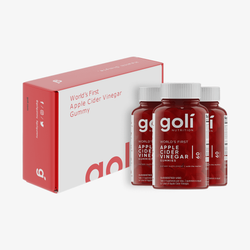 Golí Nutrition | Apple Cider Vinegar Gummy 3 Month