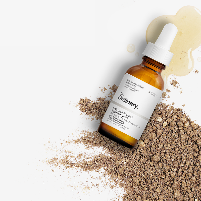 The Ordinary - 100% Cold-Pressed Virgin Marula Oil 30ml Hautpflege