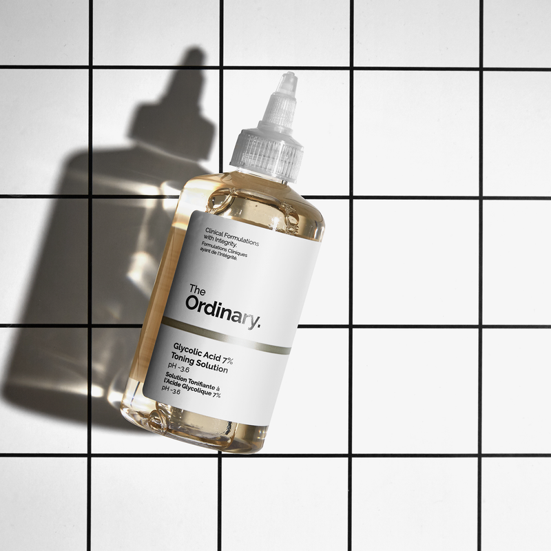 The Ordinary - Glycolic Acid 7% Toning Solution 240ml Face Scrub