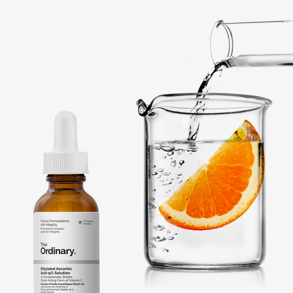 The Ordinary - Ethylated Ascorbic Acid 15% Solution 30ml skin care