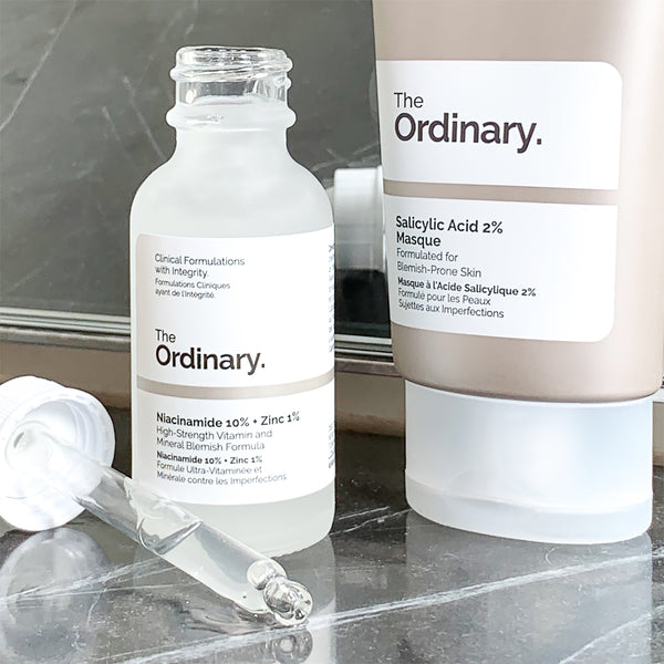 The Ordinary – Product Shot Mood