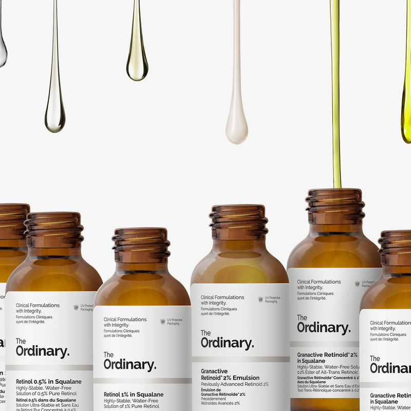 The Ordinary - Granactive Retinoid 2% in Squalane 30ml Hautpflege