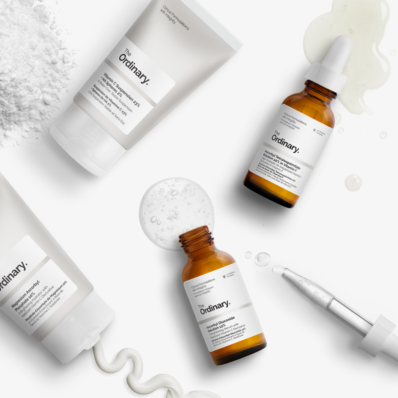 The Ordinary - Ascorbyl Tetraisopalmitate Solution 20% in Vitamin F 30ml Hautpflege