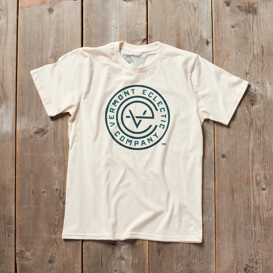 Vermont Eclectic Company Logo Shirt