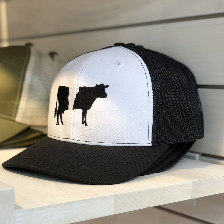 Beltie the Cow Trucker Hat