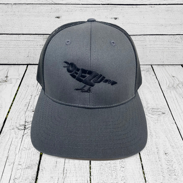 Jeezum Crow Trucker Hat