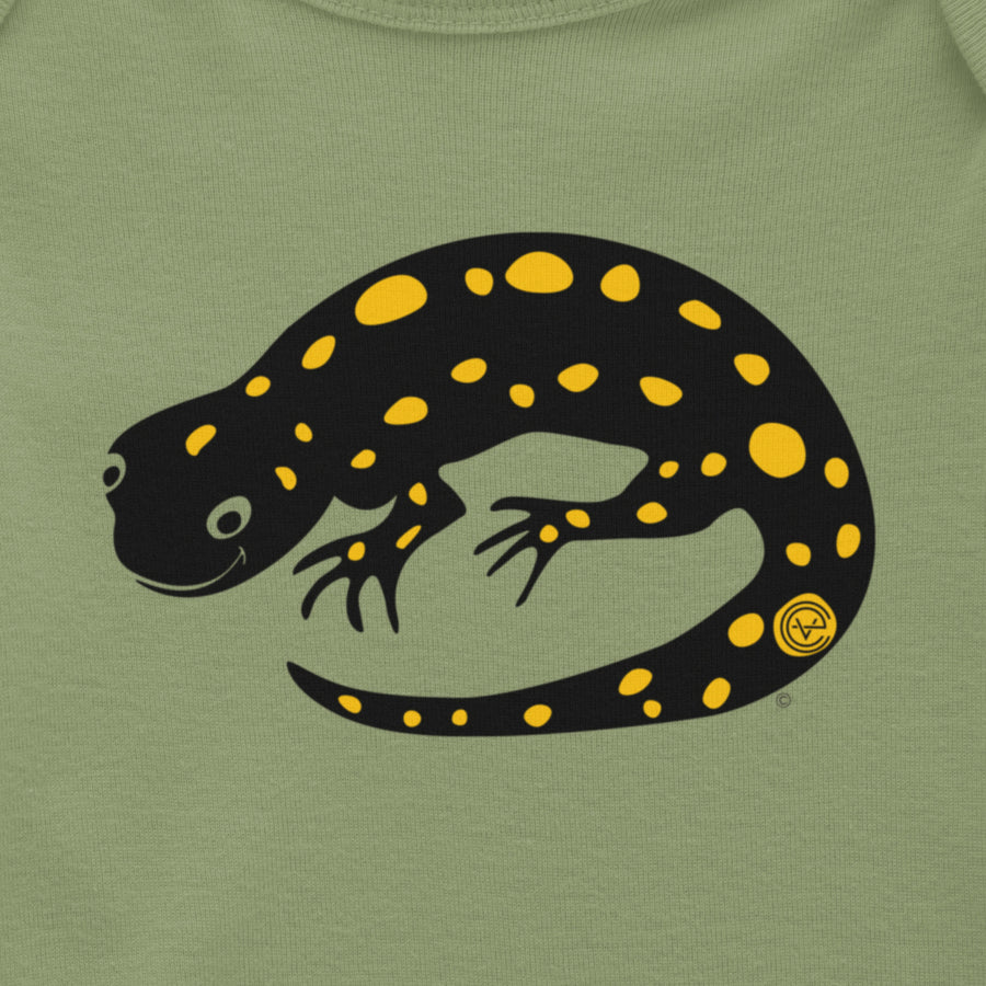 Spotty the Salamander