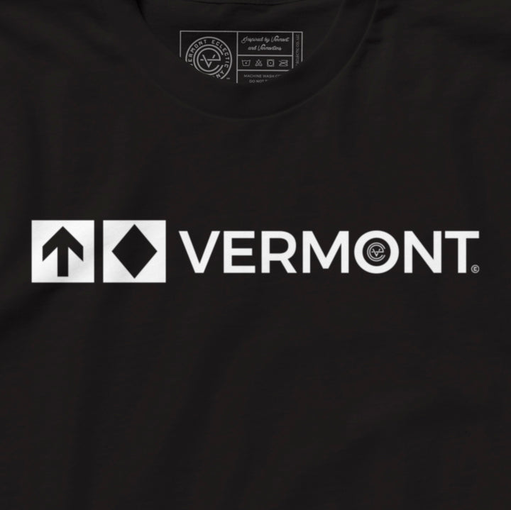 Vermont Black Diamond Ski Sign