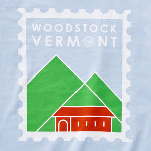 Woodstock Stamp