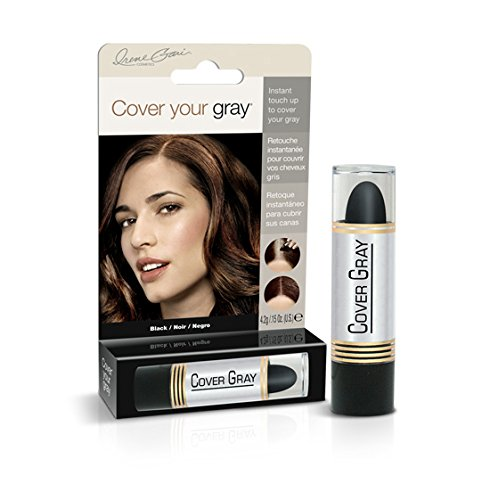 Cover Your Gray Fill In Powder 3-PACK with Free Touch-up Stick - Cover Your Gray - Cover Gray Hair, Roots, and Thinning Hair in Seconds