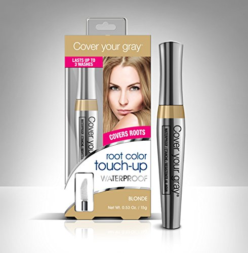 Cover Your Roots Waterproof Gray Coverage Variety Pack - 3 Piece Set - coveryourgray