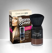 Cover Your Roots - Cover, Cleanse and Refresh: 5 Piece Gray Coverage Set - coveryourgray