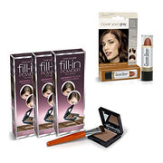 Cover Your Gray Fill In Powder 3-PACK with Free Touch-up Stick - coveryourgray