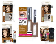 Cover Your Roots Head & Brow Gray Coverage 5 Piece Set - coveryourgray