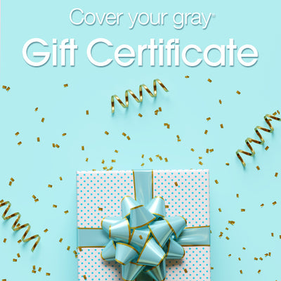 $25 Gift Card - coveryourgray