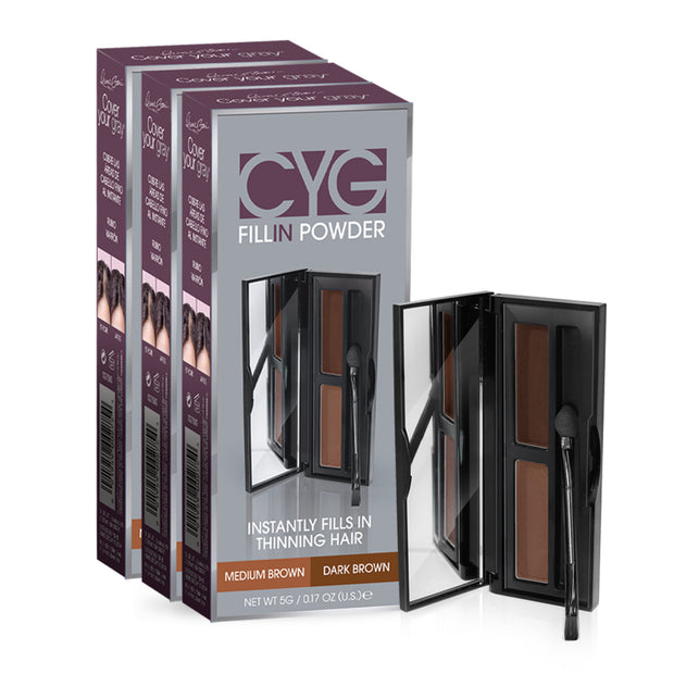 Fill in Powder Pro - Value 3-Packs - coveryourgray