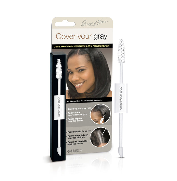 Cover Your Gray 2-in-1 Wand and Sponge Tip Applicator - coveryourgray
