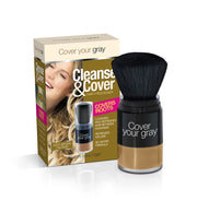 Cover Your Gray Cleanse & Cover Hair Freshener - Cover Your Gray - Cover Gray Hair, Roots, and Thinning Hair in Seconds