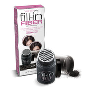 Cover Your Gray Pro Fill-In Fibers with Procapil - Cover Your Gray - Cover Gray Hair, Roots, and Thinning Hair in Seconds