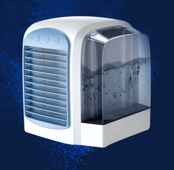 MEET ZENCOOLER THE FIRST PERSONAL AIR CONDITIONER
