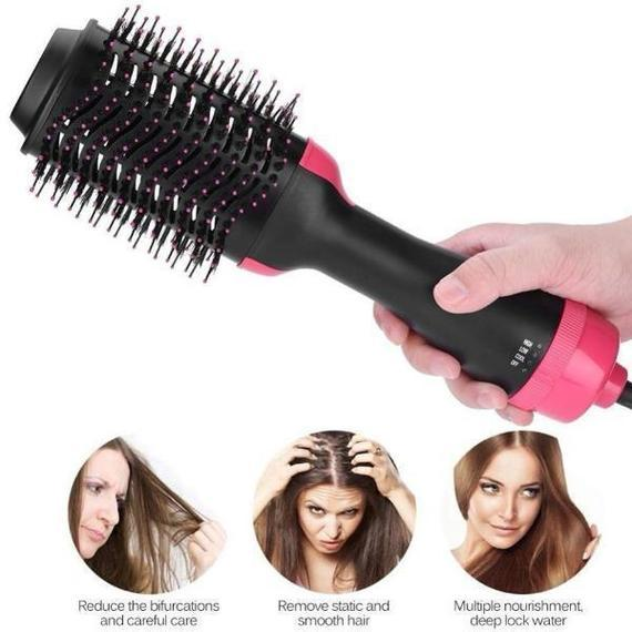 2-In-1 Hair Dryer & Volumizer