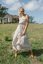 Load image into Gallery viewer, Amelia Boho Maxi dress