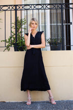 Load image into Gallery viewer, April Maxi Dress Black