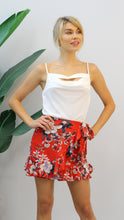Load image into Gallery viewer, Melanie Floral Wrap Skirt