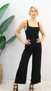 Manhattan Black Jumpsuit