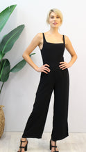Load image into Gallery viewer, Emersyn Black Full Length Jumpsuit