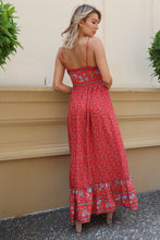 Load image into Gallery viewer, Eilidh Floral Maxi dress