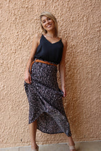 Load image into Gallery viewer, Esperence skirt Paisley Black