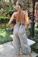 Load image into Gallery viewer, Leoni Floral Jumpsuit