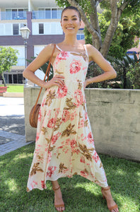 Penny Floral Dress