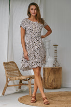 Load image into Gallery viewer, Allegra Leopard Print Dress