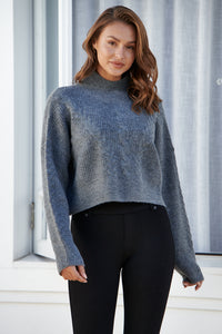 Jennifer Grey Cable Knit Jumper