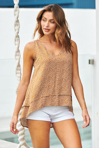 Aby Tan Singlet Blouse