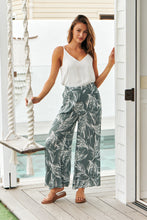 Load image into Gallery viewer, Marin Palm Print Pant